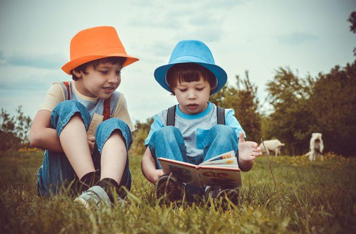 Cum sa creezi o lista de citit pentru copii