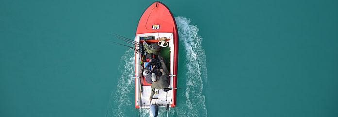 sfaturi despre pescuitul in barca
